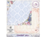 "Concert Hall 30,48x30,48cm (12""x12"")"