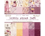 Little street café - Paper Pack