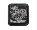 Distress Ink templipadi - black soot - (suur)