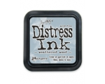 Distress Ink templipadi - weathered wood - (suur)