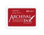 Archival Ink - red geranium